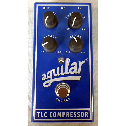 Aguilar TLC Compressor Bass Effect Pedal-thumbnail