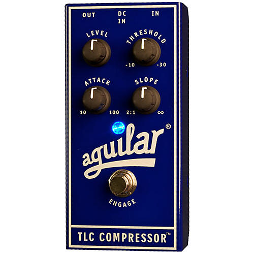 Aguilar TLC Compressor Bass Effects Pedal