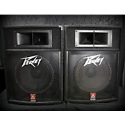 Peavey TLS112 PAIR Unpowered Speaker