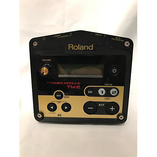 Roland TM-2 Electric Drum Module-thumbnail