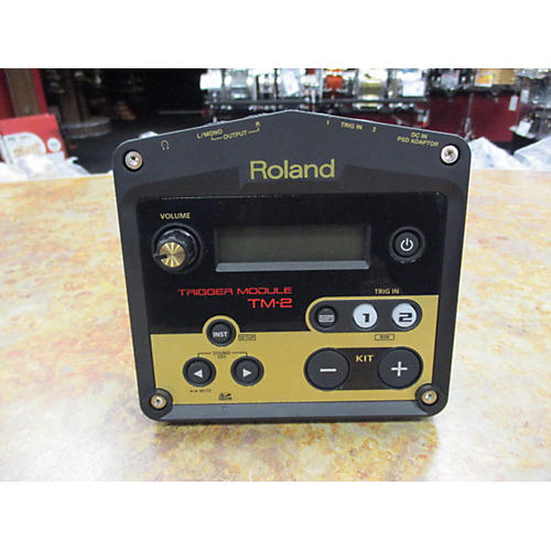 Roland TM-2 Trigger Module Electric Drum Module-thumbnail