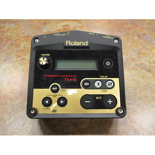 Roland TM-2 Trigger Module Electric Drum Module