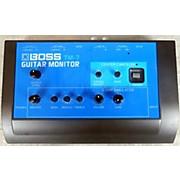 Boss TM-7 Battery Powered Amp