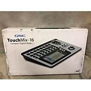 QSC TM16 Touchmix 16 Digital Mixer