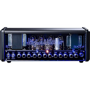 Hughes and Kettner TM36H Anniversary TubeMeister Tube Guitar Head with FREE F...