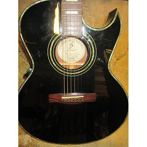 Greg Bennett Design by Samick TMJ-17CE Acoustic Electric Guitar