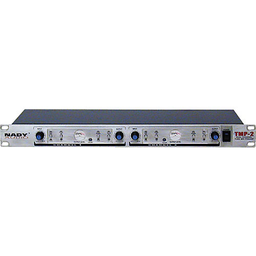 Nady TMP-2 Rackmount Stereo Tube Mic Preamp