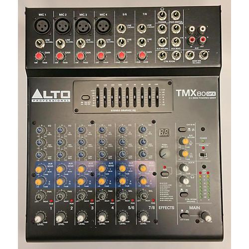 Alto TMX80DFX Powered Mixer-thumbnail