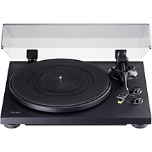 TEAC TN-200 Belt Drive Record Player with USB Output Level 1 Black