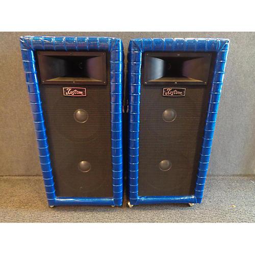 Kustom PA TNR212H Pair Unpowered Speaker