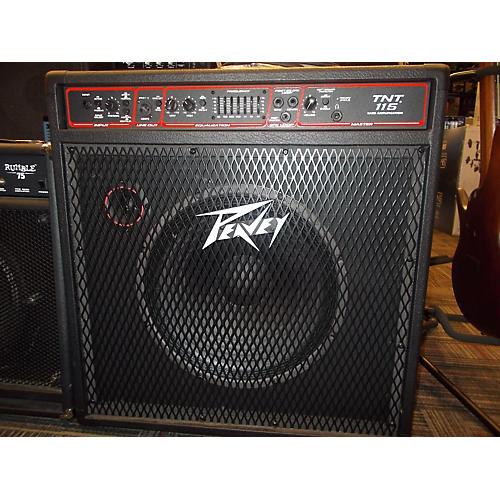 Peavey TNT 115 Bass Combo Amp-thumbnail