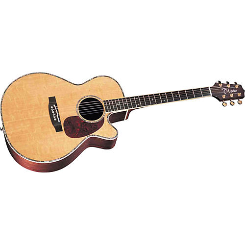 Takamine TNV460SC Acoustic-Electric Guitar with CTP-1 Cool Tube Preamp-thumbnail