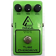 Deltalab TO1 Tube Overdrive Effect Pedal
