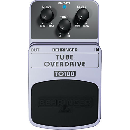 Behringer TO100 Tube Overdrive Guitar