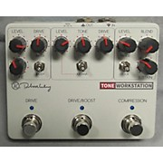 Keeley TONE WORKSTATION 3 IN ONE Effect Pedal