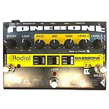 Radial Engineering TONEBONE BASSBONE V2 Bass Preamp