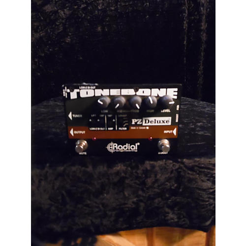 Radial Engineering TONEBONE PZ DELUXE Pedal