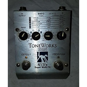 Pre-owned Korg TONEWORKS 411FX Effect Processor
