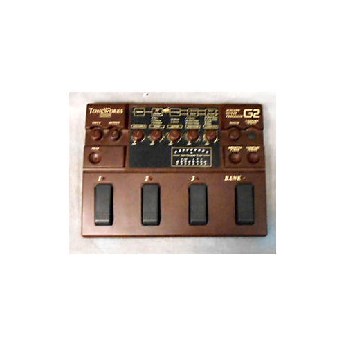 Korg TONEWORKS G2 Effect Processor