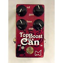 Menatone TOP BOOST IN A CAN Effect Pedal
