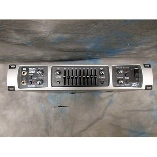 Peavey TOUR SERIES 450 Bass Amp Head