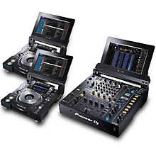 Pioneer TOUR System with 2 CDJ-TOUR1 Media Players