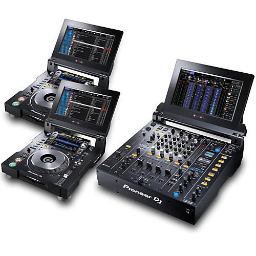 Pioneer TOUR System with 2 CDJ-TOUR1 Media Players-thumbnail
