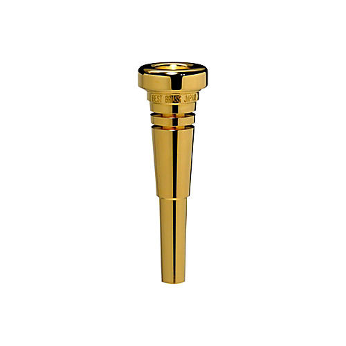 Best Brass TP-3X Groove Series Trumpet Mouthpiece-thumbnail