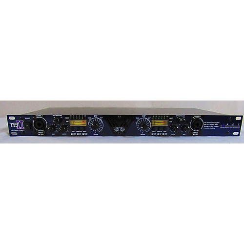 Art TPS II 2-Channel Variable Impedance Tube Microphone Preamp-thumbnail
