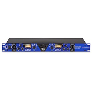 Art TPS II 2-Channel Variable Impedance Tube Preamp by Art