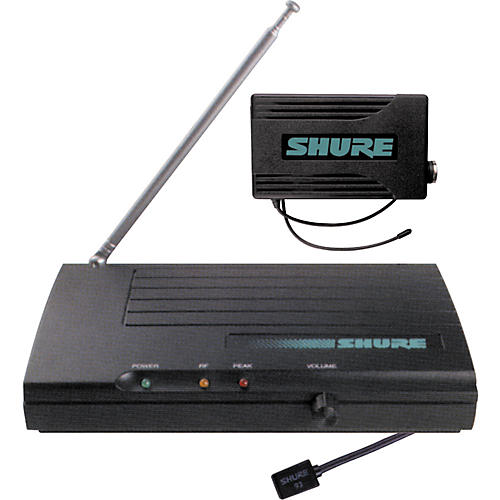 Shure TPS The Presenter Single-Antenna Lavalier System-thumbnail