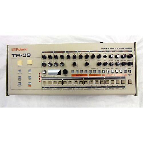 used roland tr 09 drum machine guitar center. Black Bedroom Furniture Sets. Home Design Ideas
