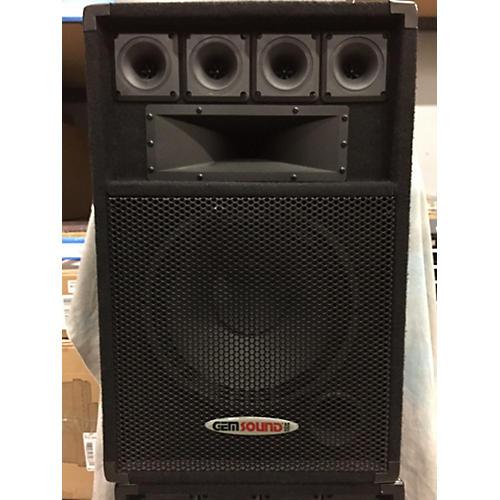 Gem Sound TR-120 Unpowered Speaker-thumbnail
