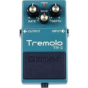 Boss TR-2 Tremolo Pedal by Boss