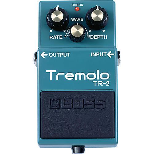 Boss TR-2 Tremolo Pedal-thumbnail
