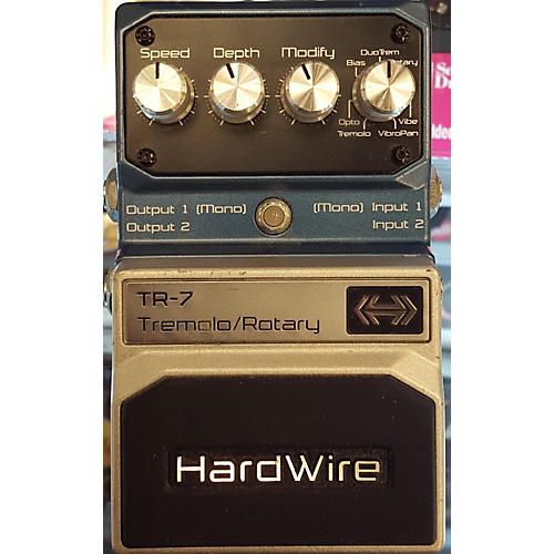 In Store Used TR-7 Effect Pedal-thumbnail