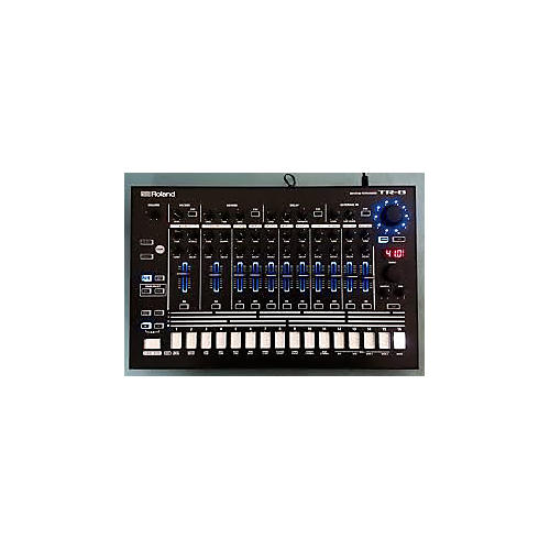 Roland TR-8 Black And White Sound Module Black and White