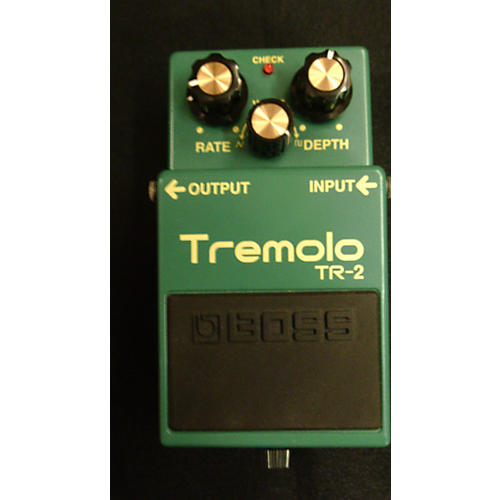 Boss TR2 Tremolo Effect Pedal