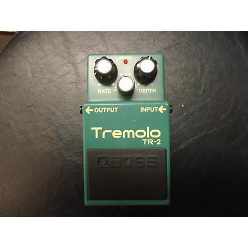 Boss TR2 Tremolo Effect Pedal-thumbnail