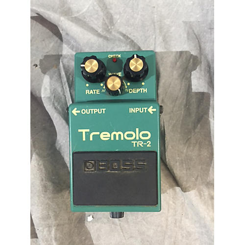 Boss TR2 Tremolo Keeley Mod Effect Pedal