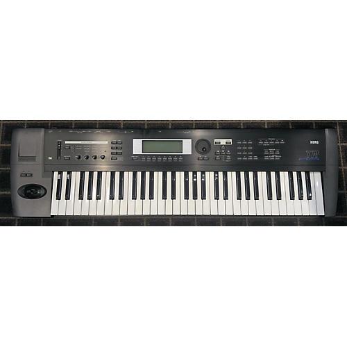 Korg TR61 Keyboard Workstation-thumbnail
