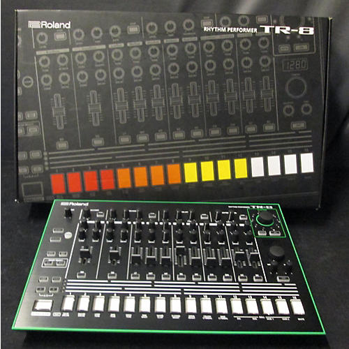 Roland TR8 Production Controller