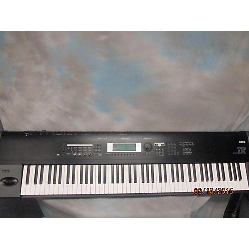 used korg tr88 keyboard workstation guitar center. Black Bedroom Furniture Sets. Home Design Ideas