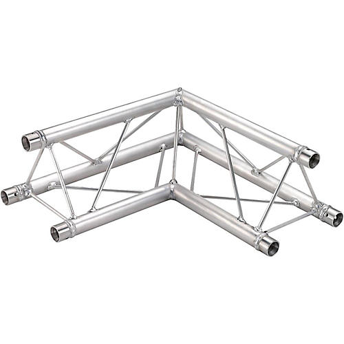 GLOBAL TRUSS TR96112-21 1.64 Ft. (.5 M) 2-Way 90-Degree Up/Down Corner Apex Triangle Truss-thumbnail