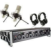 Tascam TRACKPACK 4x4 Recording Package