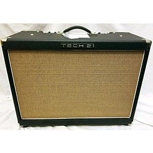 Pre-owned Tech 21 TRADEMARK 120 Guitar Power Amp by Tech 21