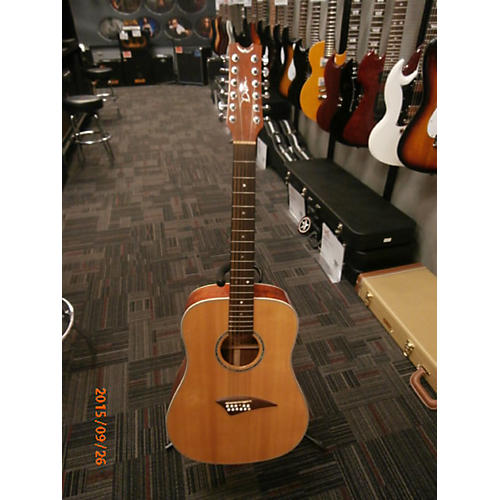 Dean TRADITION S12 12 String Acoustic Guitar-thumbnail