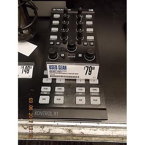 Native Instruments TRAKROT KNOTROL X1 MKII DJ Controller