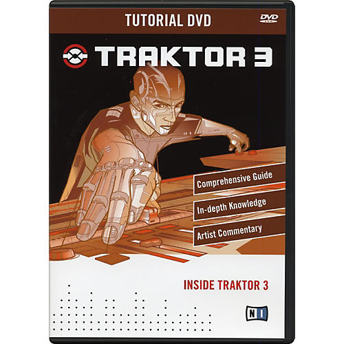 Native Instruments TRAKTOR 3 Tutorial DVD-thumbnail