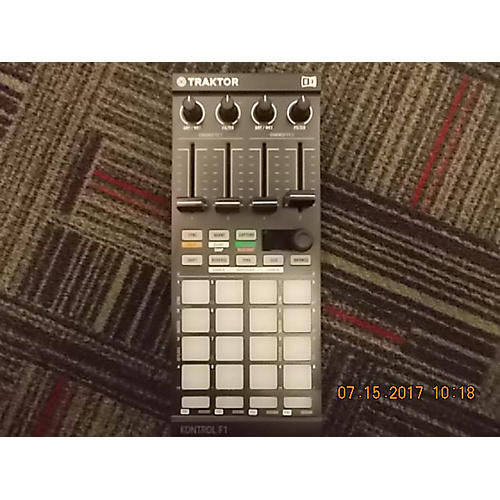 Native Instruments TRAKTOR KONTROL F1 MIDI Interface